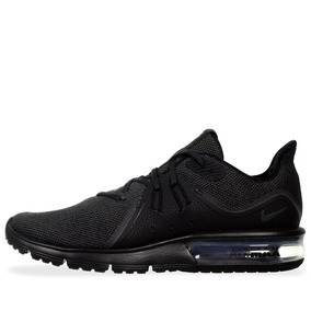 Tenis Nike Air Max Sequent 3 - 921694010 - Negro - Hombre