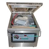 Maquina Empacadora Selladora Al Vacío Dz300 Alimentos C