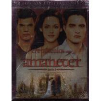 Crepúsculo La Saga/ Amanecer Parte 1 Ed. Esp. Bluray + Dvd