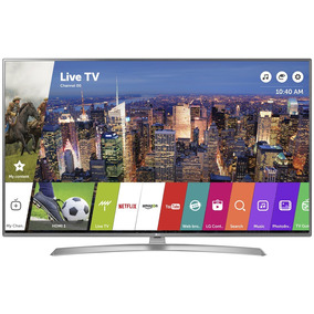 Smart Tv Lg 55 4k Uhd Uj6580 ( Netflix)