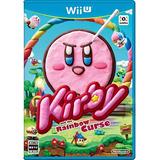 Kirby And The Rainbow Curse.-wiiu