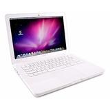Macbook White Intel Core 2 Duo