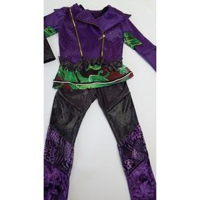 Disfraz Mal Descendientes 2 Halloween Envío Gratis