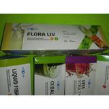Flora Liv Fuxion, Ayuda A La Gastritis Y Acidez.