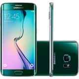 Samsung G925i Galaxy S6 Edge 32gb Verde | Vitrine