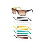 3cec5af2ee7fd Oculos De Sol Masculino Champion Ref.  H00908 Transform no Mercado ...
