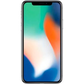 Iphone X 64gb Prata Apple - 4g, 12mp+7mp, Mqad2bz/a
