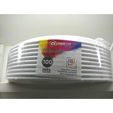 Cabo Alcc100 Rg6 Coaxial Para Antena Ku E Banda C
