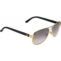 Gafas Gg De La Mujer Gucci 4239 Aviator Gafas De Sol Con Es