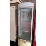 Freezer Vertical Com Porta De Vidro