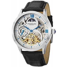 Reloj Hombre 57133152 Automatico Acero Inoxidable Stuhrling