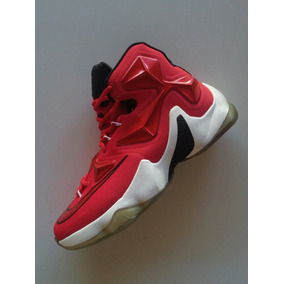 Zapatos Botas Nike Lebron James Unicas 8us Estilo Baloncesto