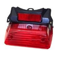 Lanterna Traseira Vermelha Ybr 125 Factor Stlu