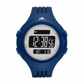 Reloj adidas Azul Adp3266 Con Luz Deportivo Gym