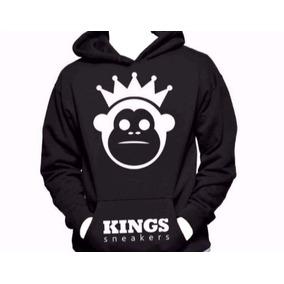 Blusa Frio Moletom Kings Masculino Super Barato!!!