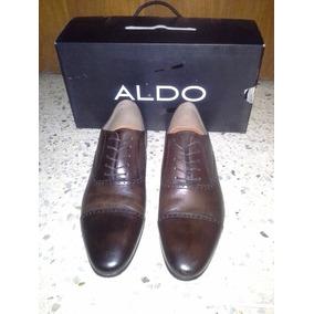 Zapato De Vestir Marron Aldo