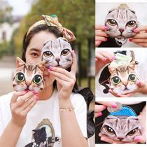 12 Bolsas/monederos Cara De Gato, Pugg A $200 Moda Japonesa