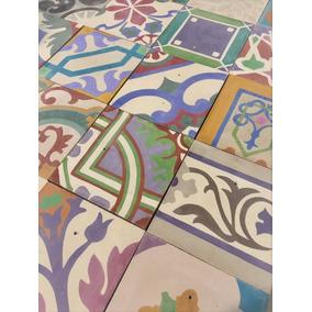 Mosaicos Calcáreos , Baldosas De Cemento , Pisos