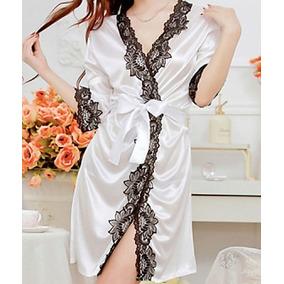 Kimono Poliester Seda, Bata Ultrasexy