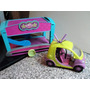 Automovil Smart Polly Pocket 2006 Mattel Garage