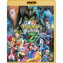 Serie Pokemon Temporada 19, Serie Xyz (hd), Anime Linares