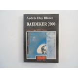 Baedeker 2000 De Andrés Eloy Blanco Oferta Remate