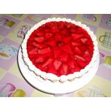 Tartas Dulces - Lemon Pie - Pastafrola - Frutilla Caseras