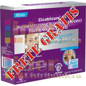 Cicatricure Kit Tratamento Facial Dermoabrasivo