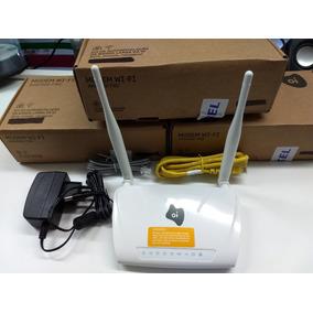 Modem Roteador 300 Mbps Wifi Oi Velox 2 Antenas 5 Dbi