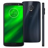 Smartphone Motorola Moto G6 Plus Xt1926 Índigo + Nf