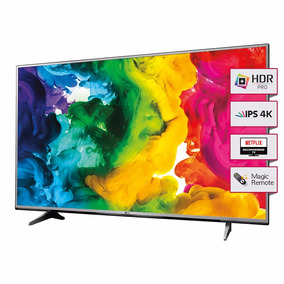 Smart Tv Led Lg 55 55uh6150 Ips 4k Ultra Hd Hdr Pro Netflix