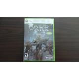 Halo Wars Xbox 360 Nuevo Sellado