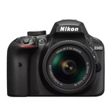 Camara Nikon D3400 Kit 18-55 Vr Reflex Nueva Garantía !!!!!
