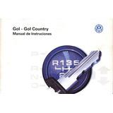 Manual De Usuario Propietario Volkswagen Gol G3
