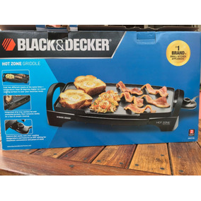 Cocina Grill Black Y Decker Electrica En Caja..... Munro