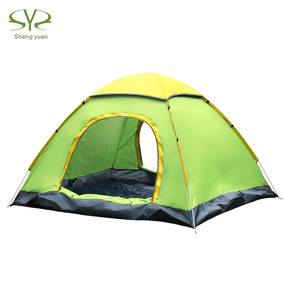 Shengyuan Instalación Instantánea 3 - 4 Persona Camping Ca