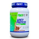 Whey Protein Standard Nutrilatina Powerfit - 900g - Chocola