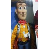 Woody Toy Story Nuevo En Caja Original Disney
