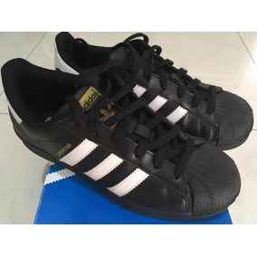 c8b347f30b7 Tênis adidas Super Star Black