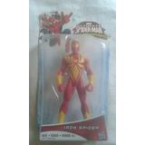 Ultimate Spiderman Web Warriors Iron Spider Marvel Hasbro