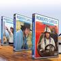 Dvd Roberto Carlos Filme Trilogia Em Alta Definição Hd 3dvds