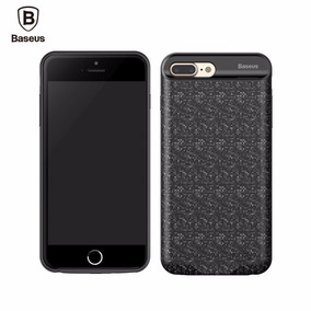 Capinha Case Carregadora Iphone 7 Plus Baseus Bateria Extra