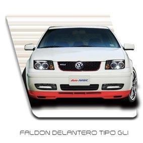 Faldon Delantero Gli Jetta A4 2000 A 2007 Av16