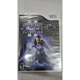 Star Wars Force Unleashed 2 Nintendo Wii Msi Envio Gratis!!!