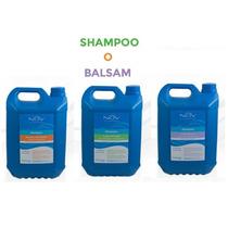 Shampoo Balsam Nov Keratina Argan Lino 3900 Ml