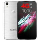 Smartphone Alcatel One Touch Idol 3 4g Lte 13mpx Plateado