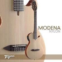 Violão Tagima Modena Nylon Flat Maciõ-novo C/nf-top