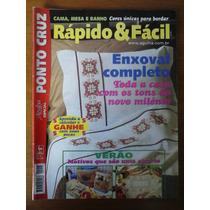 Revista Ponto Cruz - Rápido E Fácil (nº16)