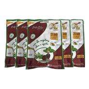 Combo 5 Bifinhos Gourmet Like Dog Frango E Legumes 65g Cada