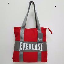 Cartera/bolso Everlast Urbancanvas 100% Original 3 Colores!